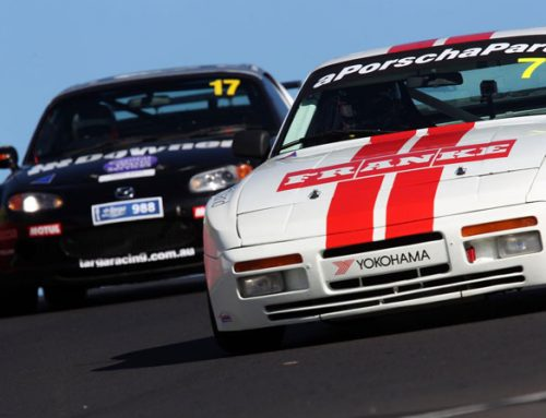 Race Report: Bathurst Motor Festival – Easter Weekend 2014