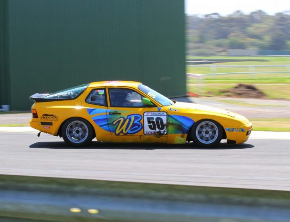 Historic Round Exhibition Event. Sandown – Qualifying