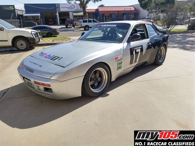 For Sale - 944 Challenge