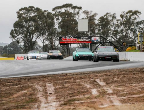 Round 3. Winton – Race 3
