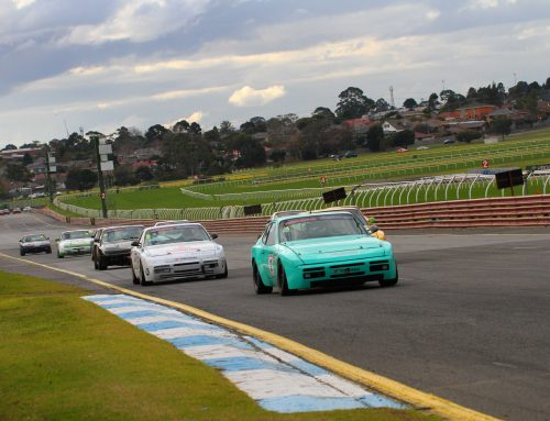 Round 4. Sandown – Race 1