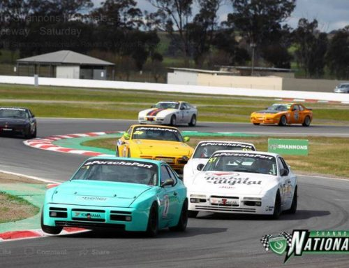Shannons Nationals Invitational Round – Race 1