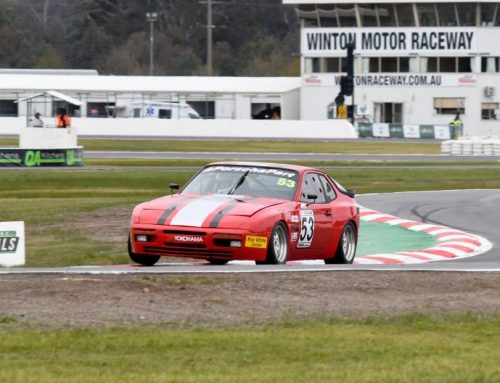 Shannons Nationals Invitational Round – Race 3