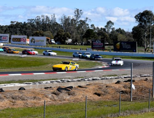Shannons Nationals Invitational Round – Race 2